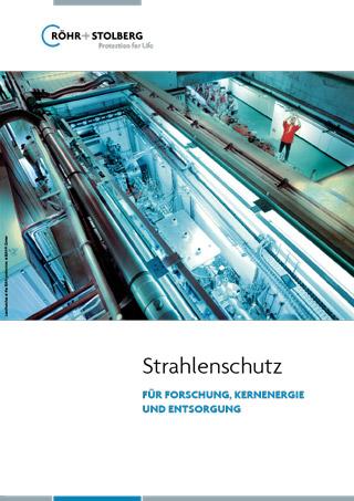 """Broschüre """"Strahlenschutz für Forschung, Kernenergie und Entsorgung"""" zum Download"""