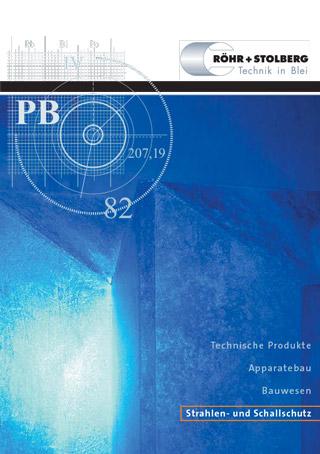 Broschüre Strahlen- und Schallschutz zum Download