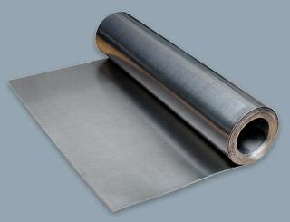 Walzbleibleche schirmen Strahlung bei geringer Stärke effektiv ab.