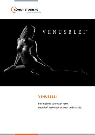 """""""Produktinformationen Venusblei"""" zum Download"""