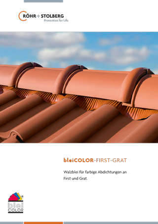 """Produktinformationen bleiCOLOR-First-Grat"" zum Download"