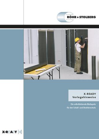 """Broschüre """"Verlegehinweise X-Ready"""" zum Download"""