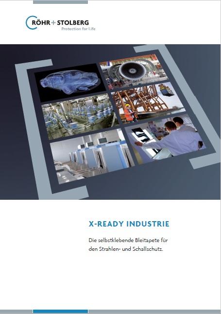 """Broschüre """"X-Ready Industrie"""" zum Download"""