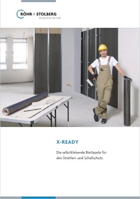 """Broschüre """"X-Ready"""" zum Download"""